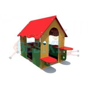Игровой домик 7