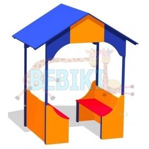 Игровой домик 2