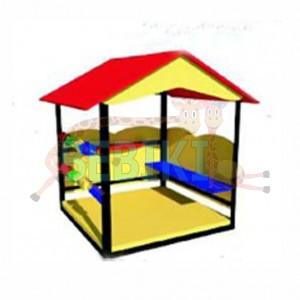 Игровой домик 4