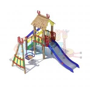 Детские игровые площадки от производителя