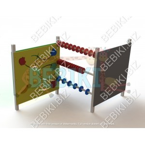 Інтерактивна панель з рахунками 1
