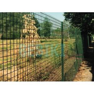 Забор из сварной сетки(в рулонах)