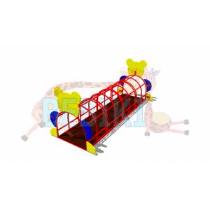 """Спортивный тоннель с полом """"Микки Маус"""""""