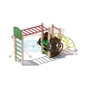 Спортивные площадки для малышей от производителя