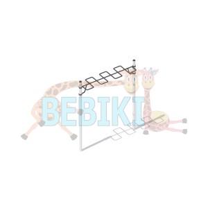 "Турник-рукоход WORKOUT ""Зигзаг"""