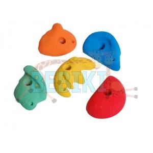 Зацепы для детского скалодрома (Камень)